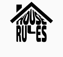 House Rules [Beer Pong Shirt] Men's Baseball ¾ T-Shirt