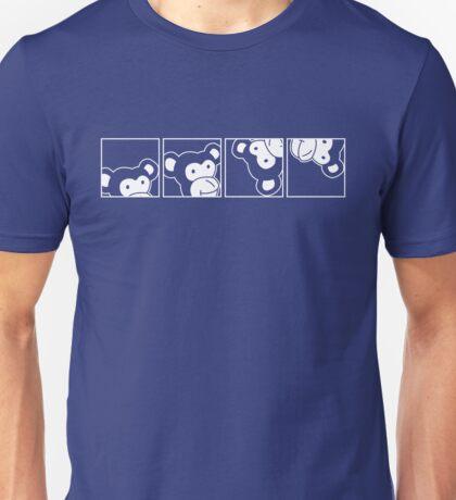 Monkey Face - Photo Booth Unisex T-Shirt
