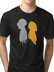Minimalistic Punks Tri-blend T-Shirt