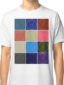 The Names of The Doctor Classic T-Shirt