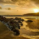 St Finan's Bay, Ireland by Tony Steinberg