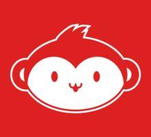 Kawaii Monkey One Piece - Short Sleeve
