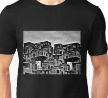 Habitat 67 - Brutalism Unisex T-Shirt