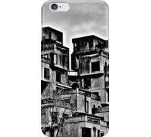 Habitat 67 - Brutalism iPhone Case/Skin