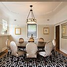 Danielle Scandrett Interiors - Dining by Megan Raphael