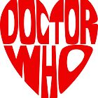 Doctor Who Love by beerman70