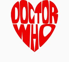 Doctor Who Love Unisex T-Shirt