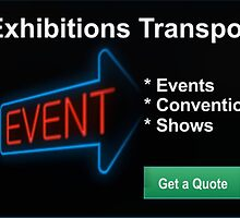 Transport For Conventions by oneexpresscom