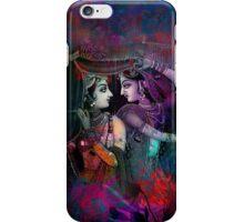 Radha Krishna- The Divine iPhone Case/Skin
