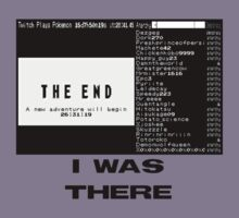 Twitch plays Pokemon I WAS THERE by Max Jank