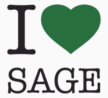 I ♥ SAGE by eyesblau