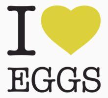 I ♥ EGGS Kids Clothes