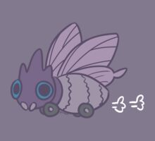 All-Terrain Venomoth by Kiyi