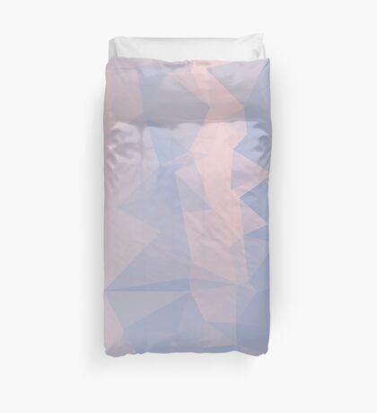Rose Quartz Serenity Duvet Cover