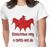 Dragons give the best Welsh Cwtch's wales t shirt Womens Fitted T-Shirt