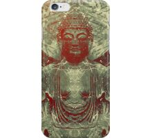 Gautam Buddha- The Peaceful iPhone Case/Skin