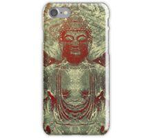 Gautam Buddha- The Peaceful iPhone Case/Skin