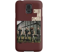 coheed and cambria the color before the sun Tour 2016 AM4 Samsung Galaxy Case/Skin
