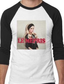 avec Karolin Stone Men's Baseball ¾ T-Shirt