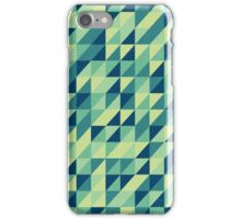Retro Triangle iPhone Case iPhone Case/Skin