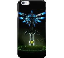 Shinny TriForce iPhone Case/Skin