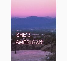 She's American - The 1975 T-Shirt