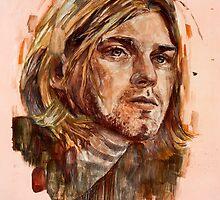 Cobain II by Shann Larsson
