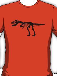 Tyrannosaurus T-Rex Skeleton T-Shirt