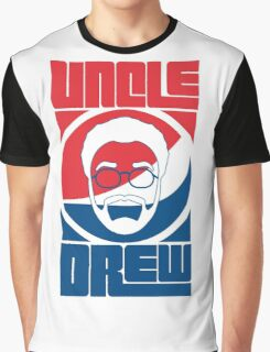 Uncle Drew - Pepsi Edition Graphic T-Shirt