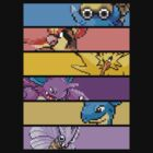 Twitch Plays Pokemon - The Team (without Text) by Strangetalk