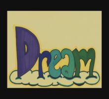 Dream a rainbow of possibilities Kids Tee