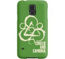 coheed and cambria the color before the sun Tour 2016 AM5 Samsung Galaxy Case/Skin