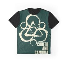 coheed and cambria the color before the sun Tour 2016 AM5 Graphic T-Shirt
