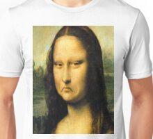 Moaner Lisa Unisex T-Shirt