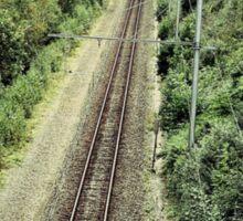 Railroad to... Sticker