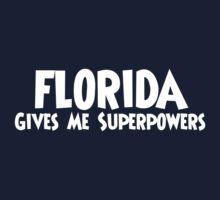 Florida Superpowers Kids Tee