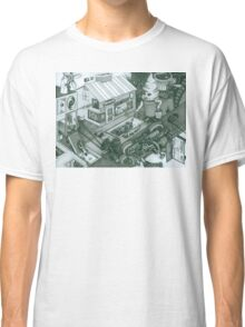 A Sundae In The Park With George Classic T-Shirt