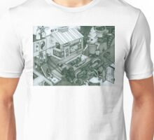 A Sundae In The Park With George Unisex T-Shirt