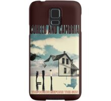 coheed and cambria the color before the sun Tour 2016 AM6 Samsung Galaxy Case/Skin