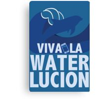 Haruka || Viva la Waterlucion Canvas Print