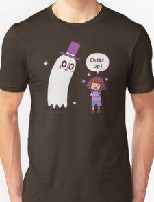 undertale frisk napstablook cute kawaii T-Shirt