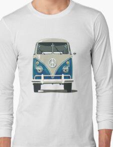 VW Split Screen Long Sleeve T-Shirt