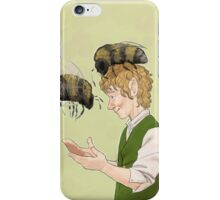 Bee's knees iPhone Case/Skin