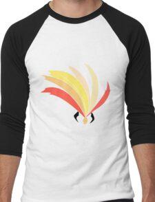 Pidgeot! Men's Baseball ¾ T-Shirt