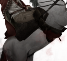 Headless horseman (Sleepy Hollow) Sticker