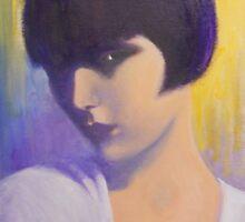 MYSTERIOUS LADY by Dian Bernardo