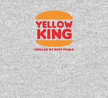 Yellow King Grilled Rust Logo 2 Unisex T-Shirt