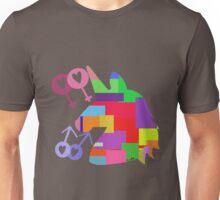 Legalize It Rainbow Unicorn Unisex T-Shirt