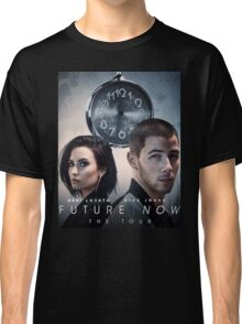 Future Now The Tour 2016 Demi Lovato Nick Jonas AM1 Classic T-Shirt