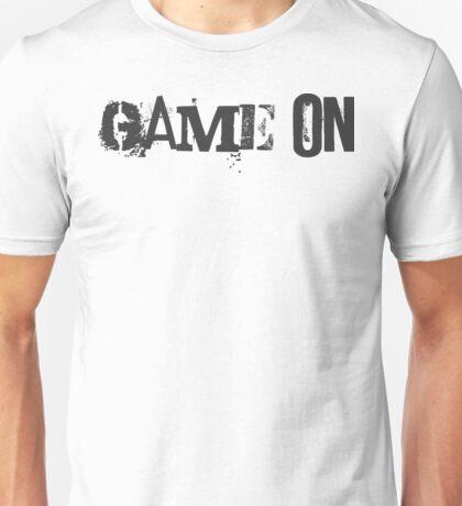 GAME ON SHIRT Unisex T-Shirt